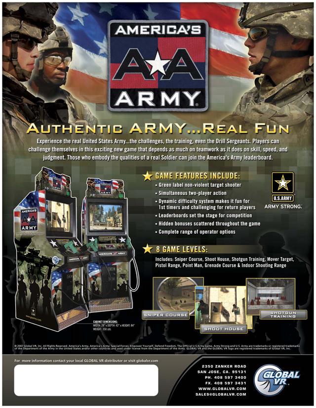 America's Army Flyaa