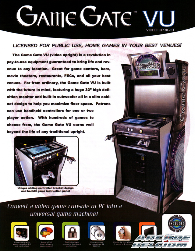 Game Gate VU / Play-On Flyggvu01