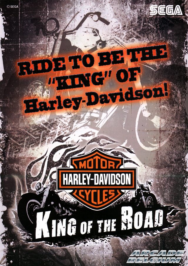 Harley-Davidson - King of the Road Flyhdkotr01