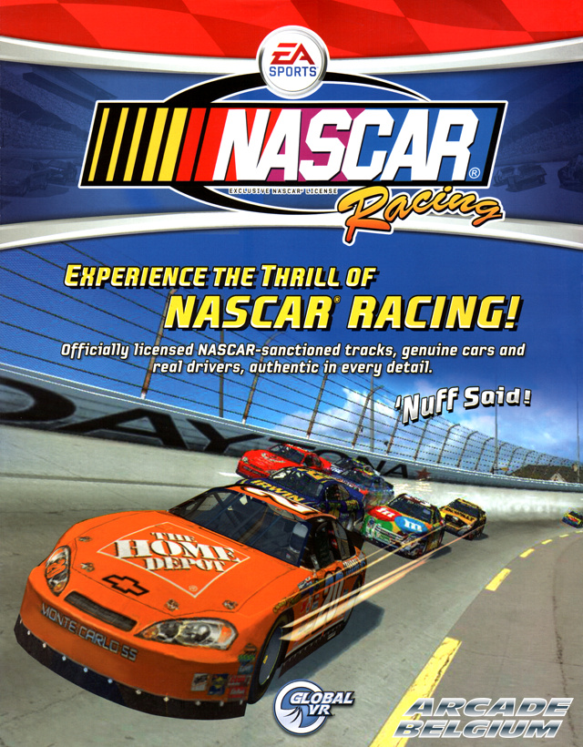 NASCAR Racing Flynra