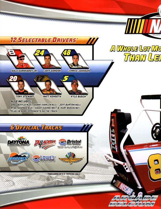 NASCAR Racing Flynrb