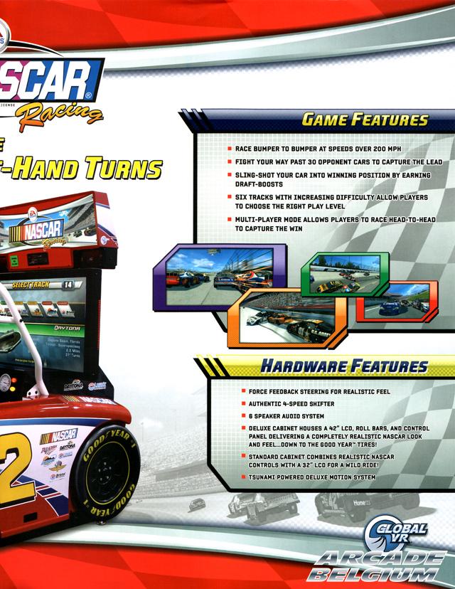 NASCAR Racing Flynrc