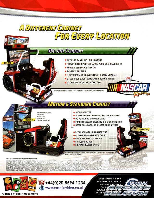 NASCAR Racing Flynrd
