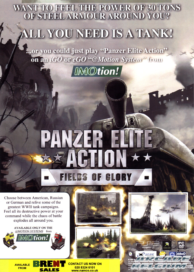 Panzer Elite Action - Fields of Glory Flypea