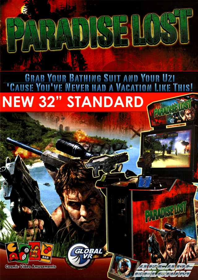Far Cry Instincts - Paradise Lost Flyplc