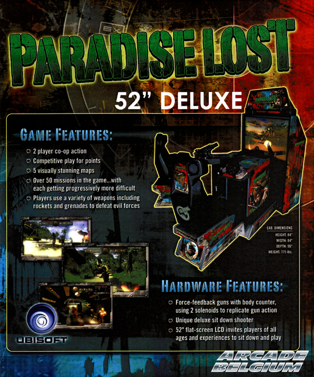 Far Cry Instincts - Paradise Lost Flypld