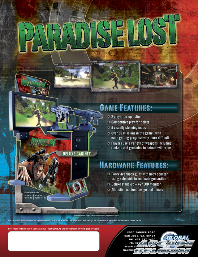 Far Cry Instincts - Paradise Lost Flyple
