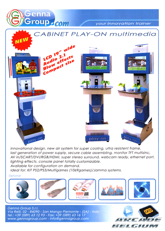 Game Gate VU / Play-On Flypo01
