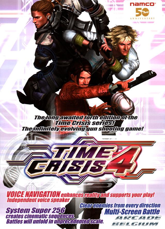 Time Crisis 4 Flytc4a