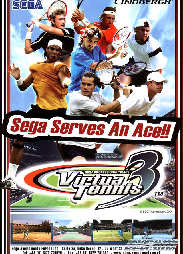 Virtua Tennis 3 Flyvt3a
