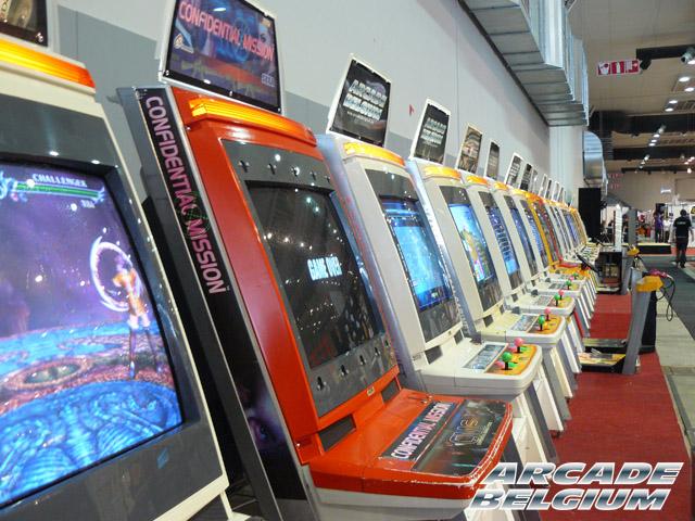 Arcade Belgium - Made In Asia 3 (en)