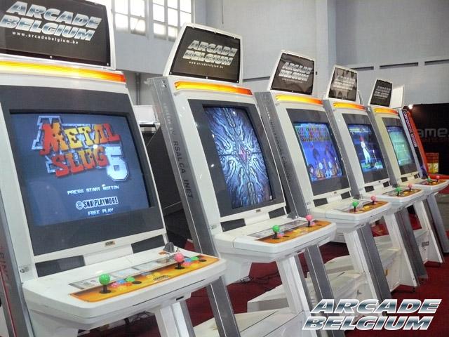 Arcade Belgium - Made In Asia 4 (en)