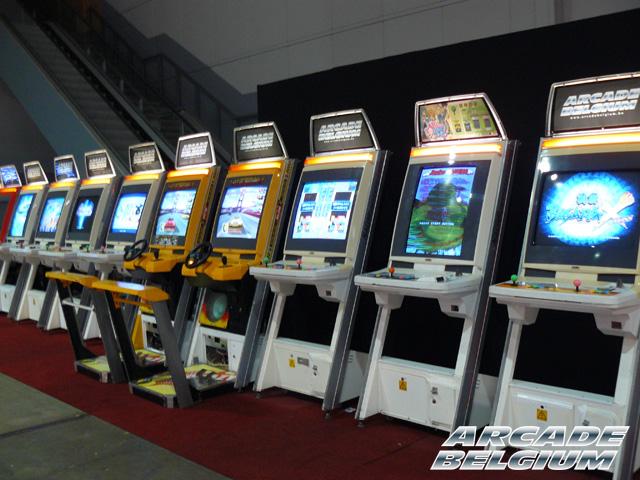 borne arcade zombie