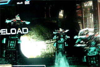 Les Hydrobots rappellent un peu le boss aquatique de The House of the Dead 2.