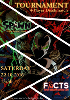 Spawn In the Demon's Hand tournament at FACTS 2016