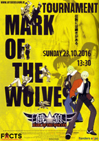 Garou Mark of the Wolves tournament at FACTS 2016