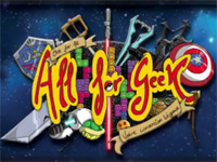 All 4 Geek convention