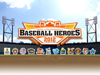 Baseball Heroes 2012 - Pride of Professionals