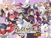 BLADE ARCUS from Shining Ver.2.0