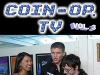 Coin-Op TV Vol. 3 DVD release