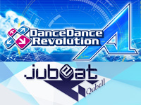 DanceDanceRevolution A & jubeat Qubell