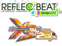 DanceDanceRevolution X3 VS 2ndMIX & REFLEC BEAT limelight