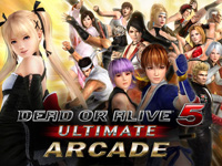 Dead or Alive 5 Ultimate: Arcade Ver.1.05
