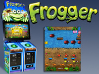 New Frogger game