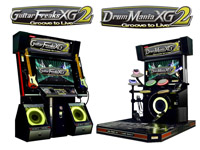 GuitarFreaks XG2 and DrumMania XG2 - Groove to Live