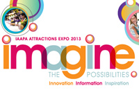 New games at IAAPA Attractions Expo 2013