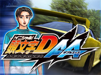 Initial D - Arcade Stage 6 AA update
