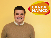 James Anderson joins Namco Europe