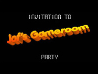 Jof's Gameroom party