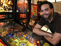 Keith Elwin remporte les PAPA 13 World Pinball Championships