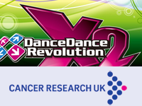 Konami andElectrocoin help the Cancer Reseach UK