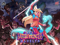 Super Battle Princess Madelyn