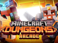 Mojang Studios announces Minecraft Dungeons Arcade