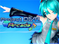 Hatsume Miku Project DIVA Arcade sort au Japon