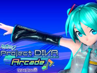 Hatsune Miku Project DIVA Arcade Version A Revision 4