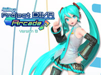 Hatsune Miku Project DIVA Arcade Version B