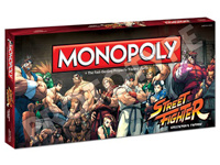 Monopoly Street Fighter Collector's Edition