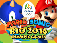 Mario & Sonic at the Rio 2016 Olympic Games Arcade Edition