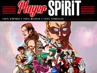 First issue of Player Spirit magazine is available now