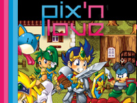 Pix'n Love #22: Wonder Boy et Out Run