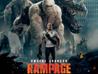 Rampage movie hits Belgian screens today