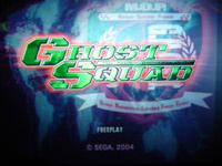 Test de Ghost Squad