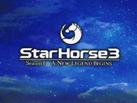 Star Horse 3 Season I - A new legend begins