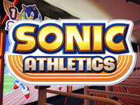 Lancement de Sonic Athletics au Joypolis