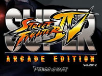 Super Street Fighter IV Arcade Edition Ver.2012