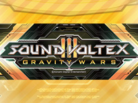 Sound Voltex Booth III - Gravity Wars